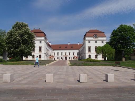 Eszterházy-kastély, Pápa, Kép: wikipedia