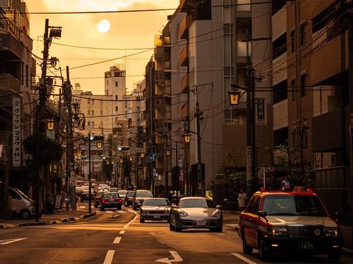 Japán balra hajts, Kép: Japánspecialista
