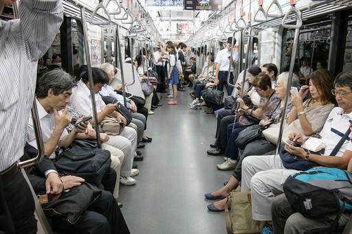 Japán metró, Tokyo, Kép: Japánspecialsita