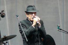 halál, Leonard Cohen, szeretet, turné, új lemez