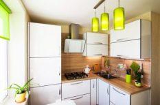 háztartási munka, konyha, lakás, modern, otthon