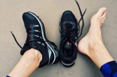 edzés, futás, lábfájdalom, sarokfájdalom, sport