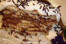 keksz, puding, sütés nélkül, ünnepi recept