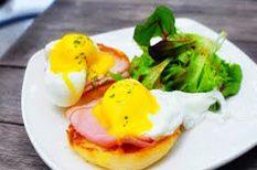buggyantott tojás, egészséges, posírozott tojás, tojás, tojás reggelire