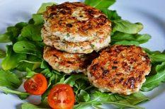 burger, csirke, diétás, egészséges, húspogácsa