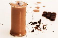csoki, csokoládé, forró csoki, forró ital, tél