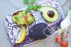 avokádó, guacamole, lime, Mexikó, mexikói konyha