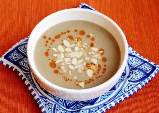 Marokkói karfiolleves, Kép: ahogyeszikugypuffad.blogspot.com