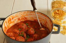 darált hús, olasz, olasz konyha, paradicsom, parmezán