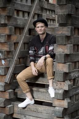 Puskás Peti, a művész, Kép: fashiondays.hu