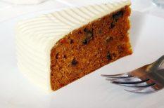 desszert, egyszerű, répa, répatorta, sütemény