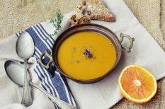 krémleves, melengető, narancsos, sütőtök