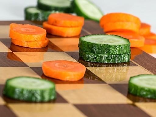 Sakkozz a zöldségekkel is! Kép: pixabay