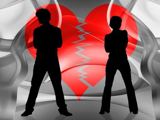 Válás dühhel, Kép: pixabay