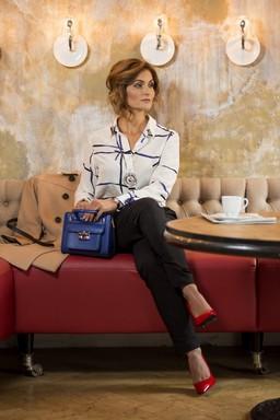 Varga Iza, az üzletasszony, Kép: fashiondays.hu