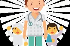 bohócdoktorok, gyerek, gyógyítás, orvos, rajzpályázat