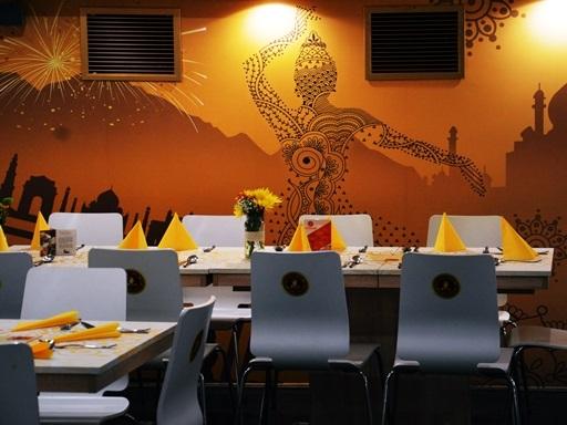 Maharaja étterem, Kép: Kandikó Éva