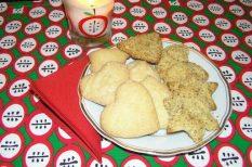 dió, fenyőfadísz, karácsony, kristálycukor, örökölt recept, süti