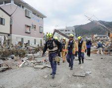 felkészülés, földrengés, japán