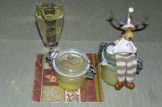 csatos üveg, férfias ajándék, kacsamáj, sütés