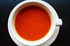 kaliforniai paprika, kápia, krémleves, leves, paprika, tejszín
