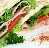 kenyér, szendvics, szilveszter