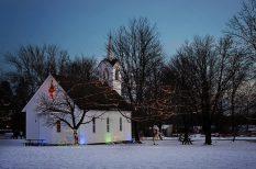Gyermekkori karácsonyeste, költő, műfordító, Simon István, ünnep, vers