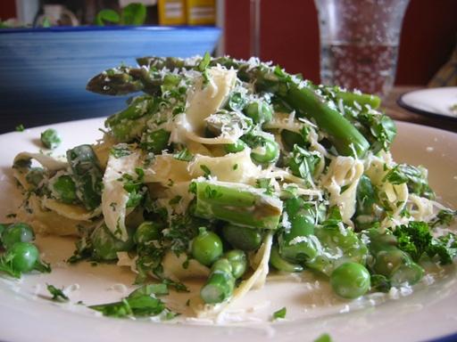 Tagliatelle Alfredo, Kép: flickr.com