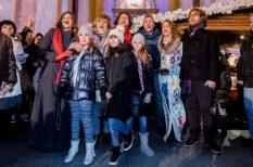 Advent a Bazilikánál, budapest, dal, flashmob, jótékonyság, sztárok