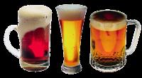 Sörös poharak, Kép: pixabay