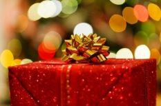 ajándék, érzelem, férfi, frusztrált, karácsony, vásárlás