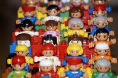 ajándék, biztonság, életkor, gyerek, játék, puzzle, társasjáték