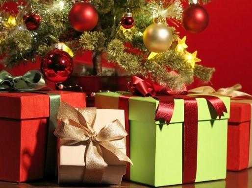 Karácsonyi ajándékok, Kép: Budai Egészségközpont