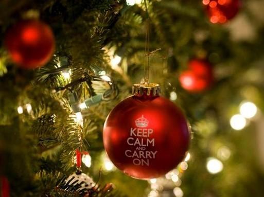 Karácsonyi díszek, Kép: Budai Egészségközpont