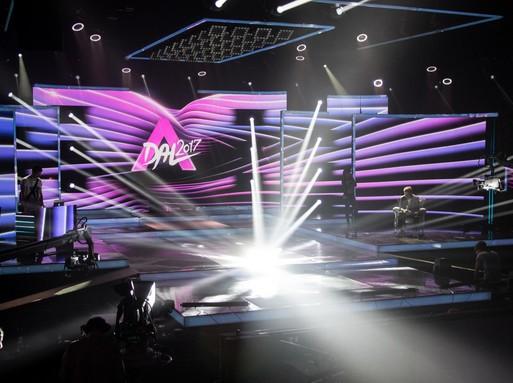 A Dal 2017 - színpadkép, Kép: MTVA