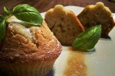 körte, muffin