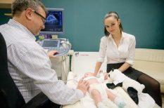 csecsemő, Dobó Ági, szűrés, ultrahang, vele született rendellanesség