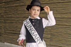 Dubaj, Gráczol Tamás, gyerek, szépségverseny, világsiker