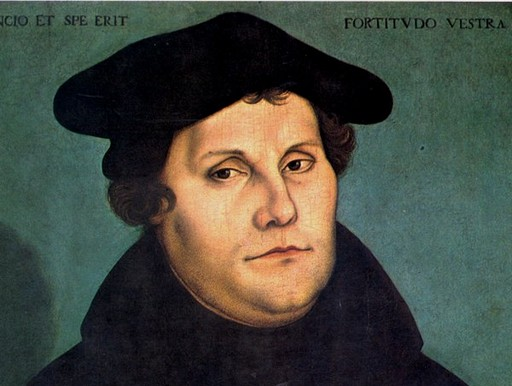 Luther Márton, Kép: wikimedia
