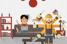 ház körüli munkák, korszerűsítés, lakás, szakember, tatarozás