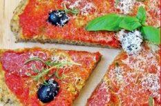 lenmag liszt, mandula liszt, olasz, paleo, pizza