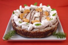 mazsola, rizs, torta, vanília