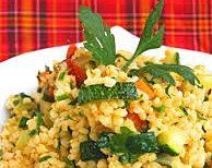 diétás, gluténmentes, köles, sült zöldség, zöldség