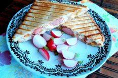 hot dog, melegszendvics, szendvics, toast kenyér, virsli