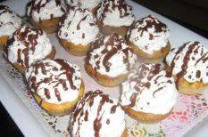 muffin, somlói galuska