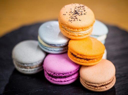 Színes sütik, Kép: sajtóanyag