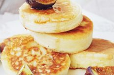 amerikai, liszt, palacsinta, reggeli, sütőpor, tej