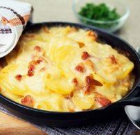 burgonya, sajt, sajtos, tejszín