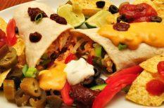 csirke, fajita, fűszerkeverék, Mexikó, tortilla