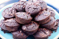 csokis, csokoládé, muffin